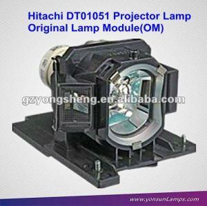 Mercury lamp Hitachi DT01051 projector lamp