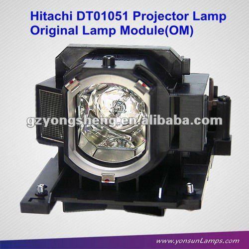 la lámpara de mercurio dt01051 hitachi proyector de la lámpara