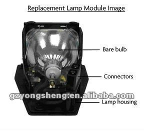 Dt00751 lámpara del proyector con vivienda para cp-x260/cp-x265