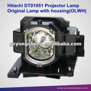 Lampe de projecteur ampoules dt01051 for cp-x4020e/x4020