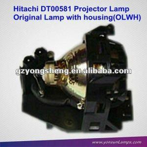 Lampe de projecteur original( blub) dt00581 utilisé pour cp-s210/sécuritéf/t/w