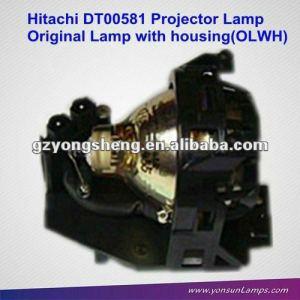 Lámpara del proyector original( blub) dt00581 utilizado para cp-s210/f/t/w
