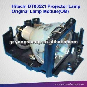 Lampe de projecteur dt00521/ampoule avec logement pour cp-x275