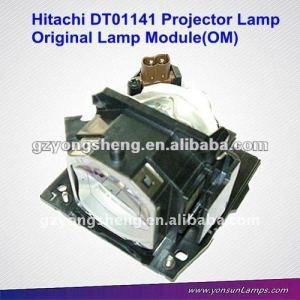 Original lámpara del proyector para dt01141 cp-x2520