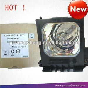 Dt00531 4333469 cp-x880 projecteur lampe de projecteur hitachi