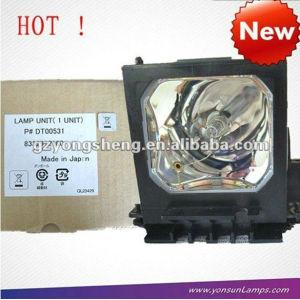 Dt00531 hitachi proyector de la lámpara para hitachi proyector cp-x880