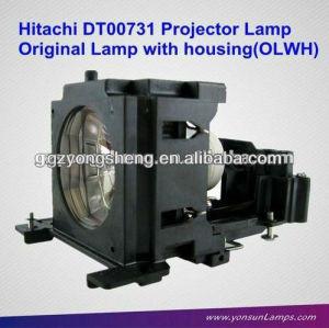 Lampe de projecteur dt00731 forhitachi avec d'excellentes performances