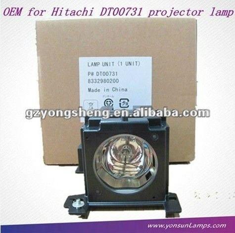 dt00731 hitachi projektorlampe für hitachi cpx250 projektor