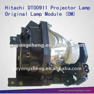 Dt00911 hitachi proyector de la lámpara, la lámpara del proyector hitachi para dt00911
