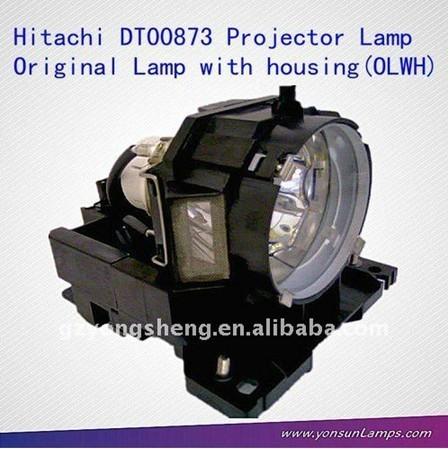 Dt00873 original projektorlampe mit gehäuse für cp-x809