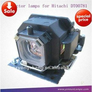 Original lámpara del proyector hitachi dt00781, hs150kw09-2e