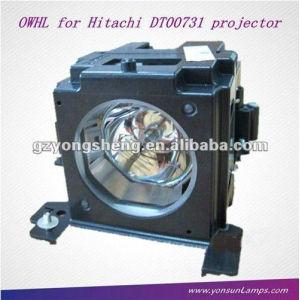 Lámpara del proyector dlp dt00731 hitachi, la lámpara del proyector hitachi dt00731