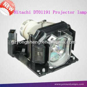 Hitachi de reemplazo de la lámpara dt01191 cp-x2521 hitachi proyector de la lámpara