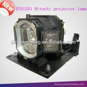 Dt01251 lámpara del proyector apto para hitachi cp-a220n, cp-a221n. Cp-a221nm, proyector cp-a222nm