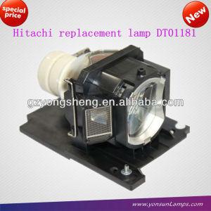 La lámpara del proyector hitachi dt01181 para proyector hitachi cp-a250nl, cp-a300n