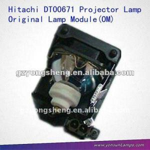 venta caliente de la lámpara dt00671 con vivienda para el proyector
