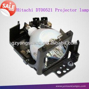La lámpara del proyector para dt00521 cp-x275 hitachi proyector de la lámpara
