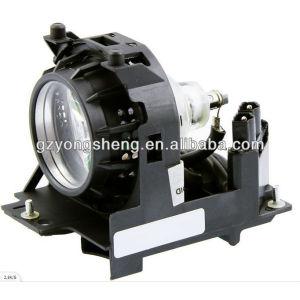 La lámpara del proyector hitachi dt00581/78-6969-9693-9 para 3m h10, s10