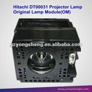 Dt00031 hitachi proyector de la lámpara, hitachi de reemplazo de la lámpara del proyector dt00031