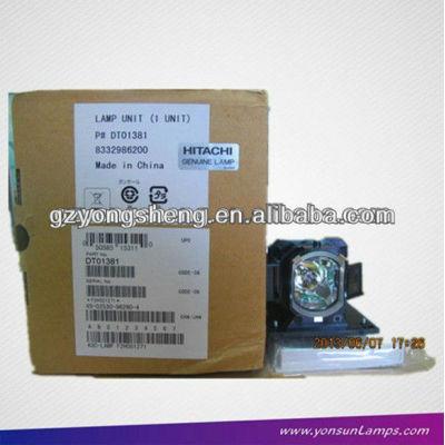 Ersatzlampe dt01381 hitach cp-a302wnm projektor
