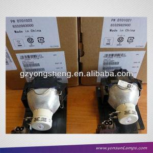 Dt01022 hitachi projektorlampe uhp210/140w 0,8 e19.4