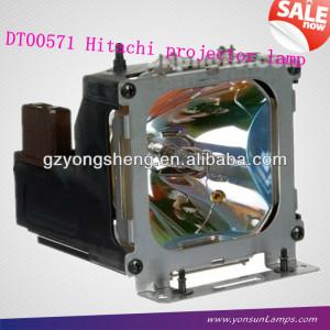 La lámpara del proyector hitachi cp-x870 dt00571