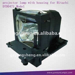 La lámpara del proyector hitachi dt00471 aptos para proyector cp-x430w
