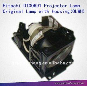 Dt00691 für hitachi cp-x440, cp-x443, cp-x444, cp-x445, cp-hx3080, cp-hx4050, cp-hx4060
