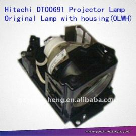 Dt00691 para proyector hitachi cp-x440, cp-x443, cp-x444, cp-x445, cp-hx3080, cp-hx4050, cp-hx4060