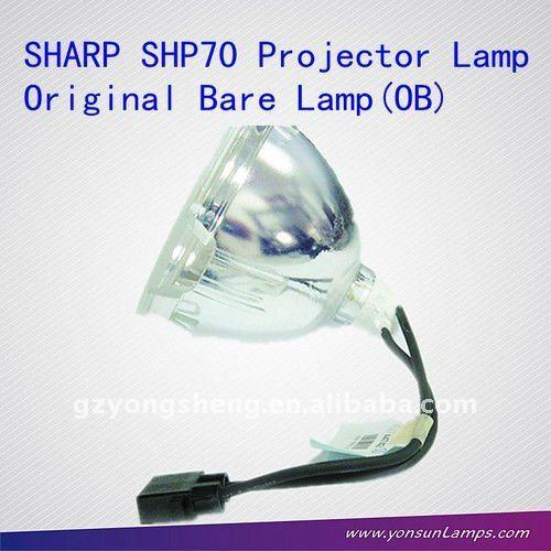 Shp70 projektor lampe, projektor nackte lampe