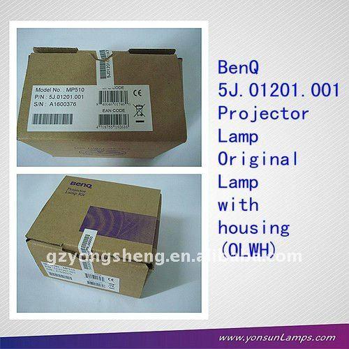 La lámpara del proyector 5j. Para 01201.001 mp510/mp510-b lámpara del proyector