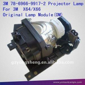 78-6966-9917-2 für 3m x64/x66 projektorlampe