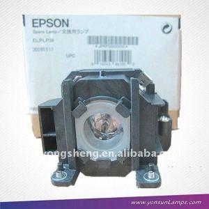 Para emp-1705c elplp38 lámpara del proyector