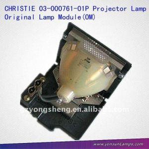 Christie 03-000761-01p lw40 para la lámpara del proyector