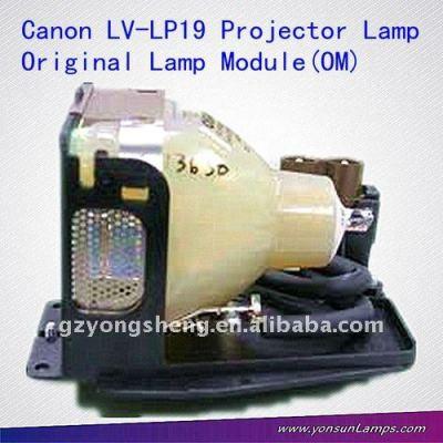 Canon projektor lampe lv-lp19 für lv-5220, lv-5210 canon projektor