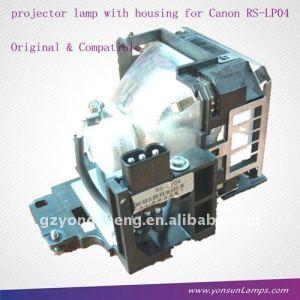 Para canon rs-lp04 xeed x700 lámpara del proyector
