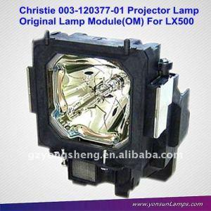 Christie original lámpara del proyector 003-120377-01 aptos para lx500