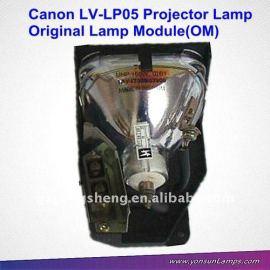 Para canon lv-lp05 proyector de ajuste de la lámpara para proyector de canon lv-7320/e, lv-7325/e