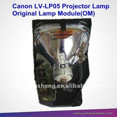 Für canon lv-lp05 projektorlampe fit für canon projektor lv-7320/e, lv-7325/e