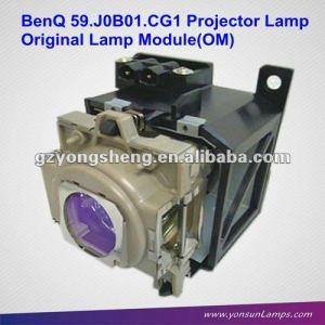 Para benq 5 9. j0b0 1. cg1 lámpara del proyector, lámpara del proyector benq