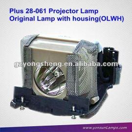 U4-150/u4-136 mini- mits plus de la lámpara del proyector 28-061 módulo