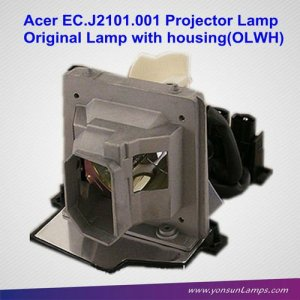 Para acer ec. J2101.001 lámpara del proyector apto para pd100, pd120