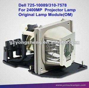 La lámpara del proyector 310-7578/725-10089 para dell 2400mp proyector