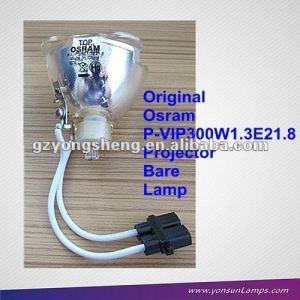 Osram para p-vip300w/1.3 e21.8 lámpara del proyector, vip300w osram bombilla del proyector