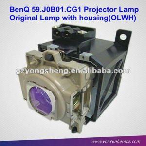 Para benq 5 9. j0b0 1. cg1 proyector de la lámpara para proyector pb8720