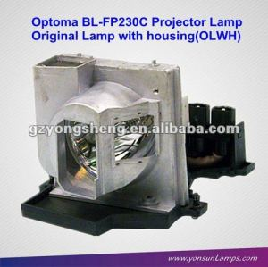 Proyector bl-fp230c blub de optoma ep719h/kx700 proyector