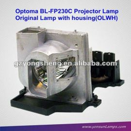 Proyector bl-fp230c blub de optoma ep719h/kx700 proyector