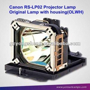 Canon rs-lp02 proyector de la lámpara para el proyecto realis sx6