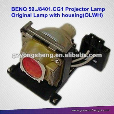 Für benq 5 9. j840 1. cg1 projektor lampe passen für benq pb7100 projektor