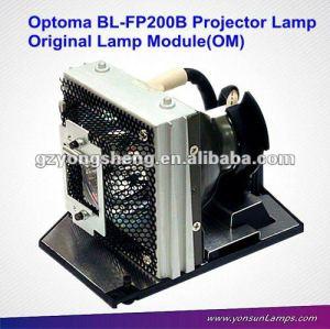 Bl-fp200b optoma projektor lampe für optoma ep752 projektor